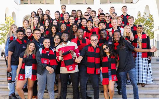 SDSU team members